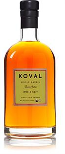 Koval Bourbon Single Barrel 750ml